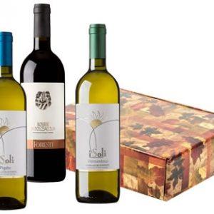 Confezione Vini Liguria