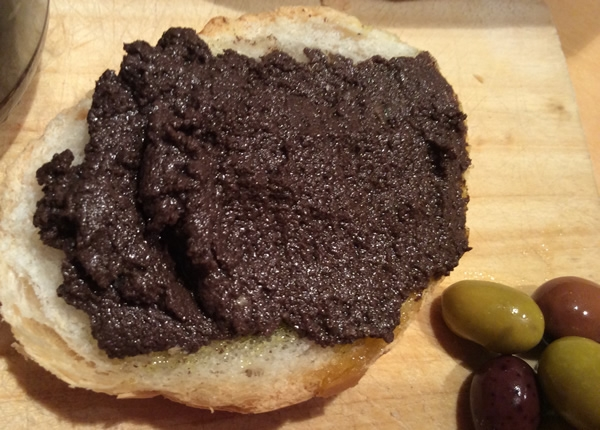 Paté di olive taggiasche - 950 g