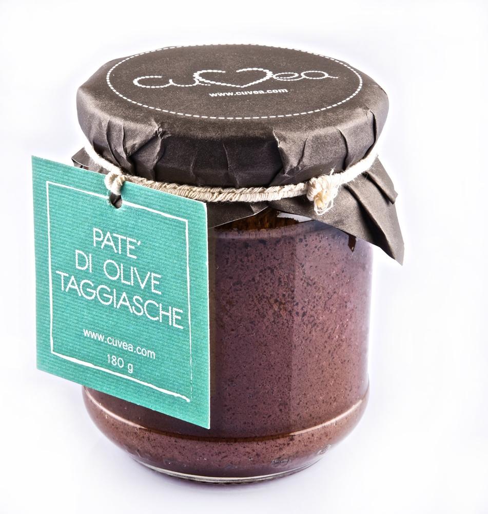 Paté di olive taggiasche - 180 g