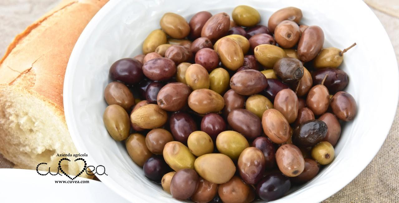 Olive taggiasche in salamoia - 3 kg (2 kg peso sgocciolato)