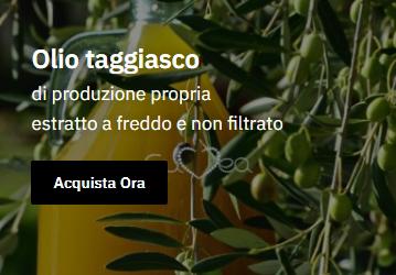 Compra il nostro olio extravergine taggiasco Cuvea
